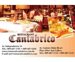 Restaurant Cantábrico