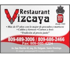 Restaurant Vizcaya