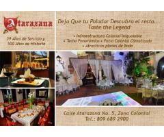 Restaurante Atarazana