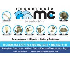 Ferreteria Mc