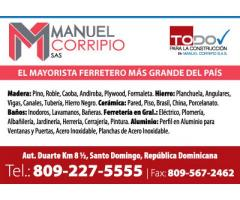 Manuel Corripio, S A S