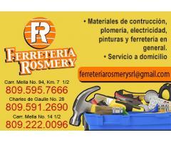 Ferretería Rosmery, S R L
