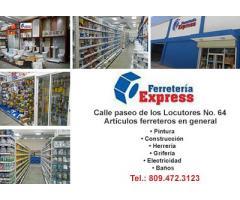 Ferretería Express, SRL