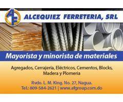 Alcequiez Ferretería, SRL