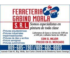 Ferretería Gabino Mola, SRL