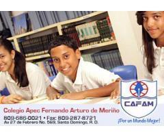 Colegio Apec Fernando Arturo de Meriño (CAFAM)