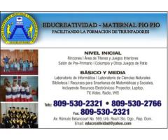 Educreatividad Maternal Pio Pio