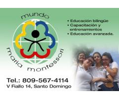 Mundo María Montessori