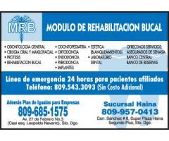 Módulo de Rehabilitación Bucal