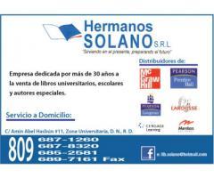 Librería y Papelería Hermanos Solano, S R L