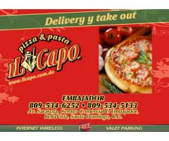 Pizzería Il Capo