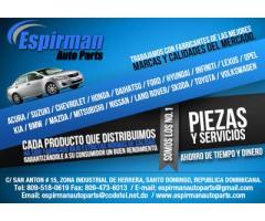 Espirman Auto Parts, S R L